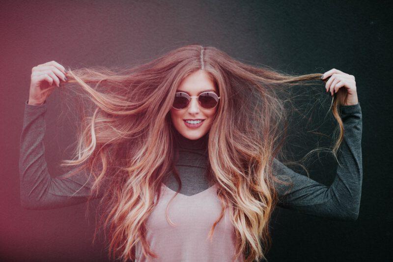 Zdrowe włosy są piękne!
